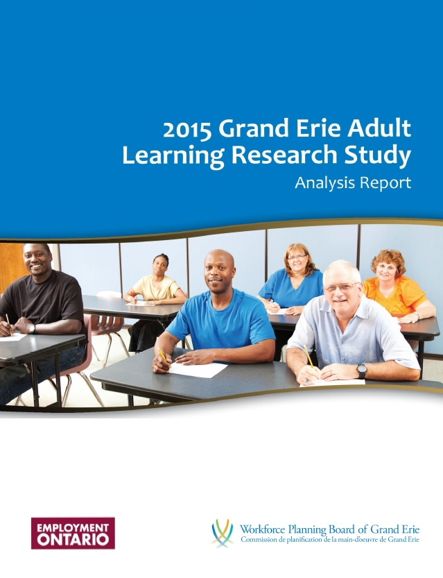 Photo of Adult Learning Research Study
