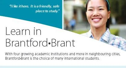 Learn in Brantford Brant